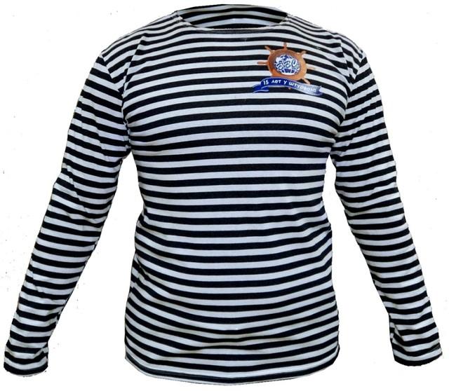 Нанесение логотипа на футболки - фото 7