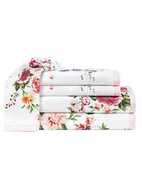 Махровые полотенца LASA HOME BOUQUET