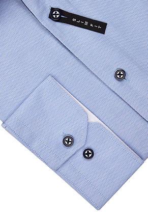 Голубая рубашка KS 1722-6 разм. 3XL, фото 2