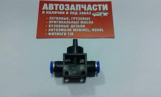 Фитинг пневматический грузовой прямой кран (спасатель) D 6 Турция