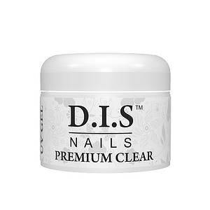 Гель D.I.S Premium clear, 30 мл.