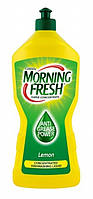 Концентрат для мытья посуды с ароматом лимона  Morning Fresh Lemon  900 мл