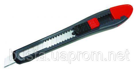 Нож универсальный 9 мм Optima
