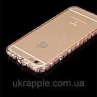 БамперрамканаiPhone7 Plus/8plusзолотойсголовойзмеи