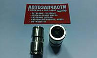 Соединитель трубки пластиковой (спасатель) стальной Д=16