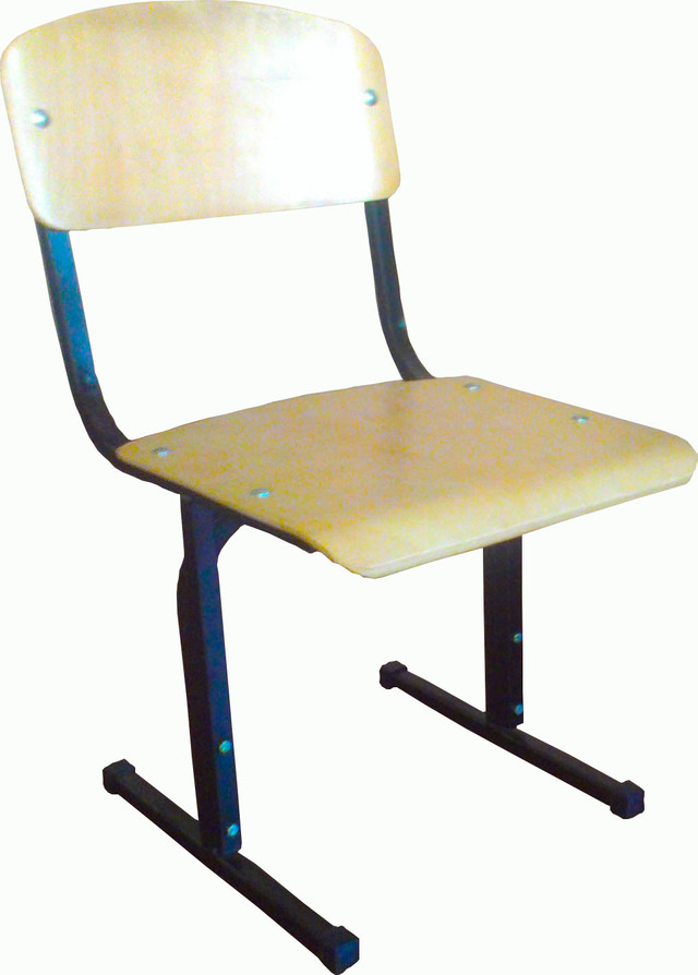 Школьный регулируемый стул