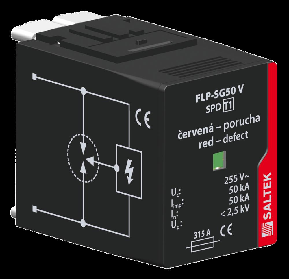 Сменный модуль для УЗИП  SALTEK FLP-SG50 VS/0