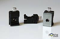 Адаптер горячий башмак (Canon, Nikon, Yongnuo) с винтом 1/4 дюйма