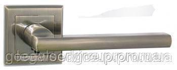 Дверная ручка на квадратной чашке USK A-6004