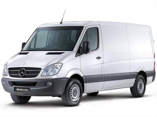 Лобовое стекло Mercedes Sprinter/ V.W Crafter (2006-)