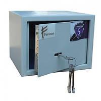Мебельный сейф ТМ «Ferocon» БС-15К.7035