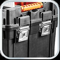 Ящик инструментальный NEO tools 84-115 hd compact на колесах (40 x 40 x 70.5 см)