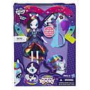 Кукла и Пони Рарити (Rarity) – Девушки Эквестрии  My Little Pony Equestria Girls Rarity Doll and Pony Set, фото 2
