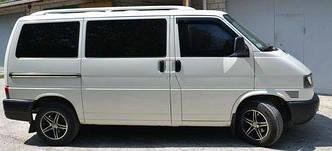 Передний салон, правое стекло на Volkswagen Transporter Т-4