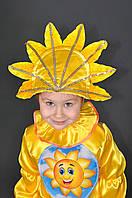 Детский карнавальный костюм СОЛНЦЕ, СОЛНЫШКО на 3,4,5,6,7 лет маскарадный костюм СОЛНЦА, СОЛНЫШКА