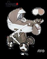 Дитяча універсальна коляска 2 в 1 Camarelo Avenger Lux AV-03
