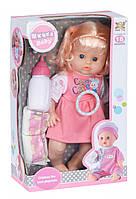 Кукла с аксессуарами и звуком (35 см), Same Toy