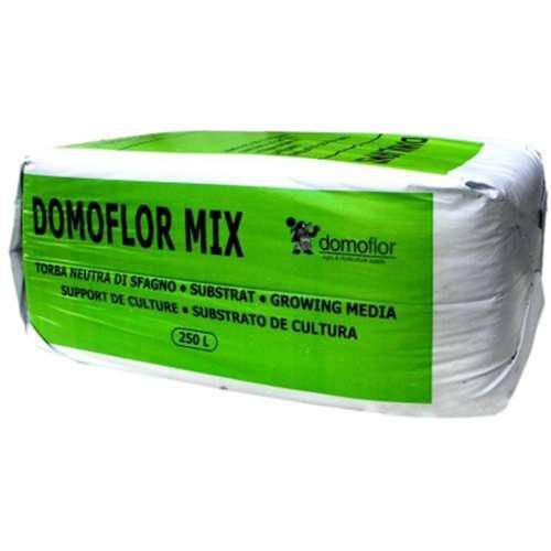 Торф Домофлор Domoflor Mix3, фракція 0-5мм, 250 л