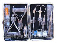 Маникюрный набор KDS маникюрно-педикюрный рамка (8 предметов)