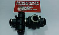Фитинг пневматический грузовой тройник (спасатель) D 12 Турция
