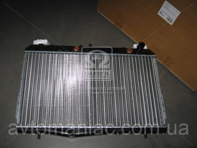 Радіатор охолодження CHEVROLET LACETTI 04- (МТ) (Гарантія)