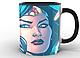 Кружка GeekLand Чудо-Женщина Wonder Woman face WW.02.020, фото 4