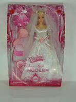 Кукла типа барби невеста