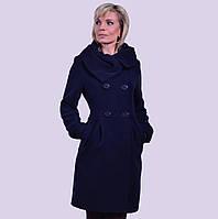 Женское кашемировое пальто. Модель 25. Размеры 46-52