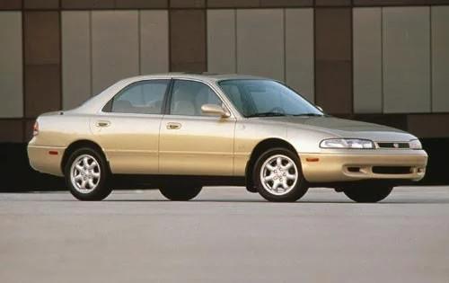 Лобовое стекло Mazda 626 Седан (1992-1997)