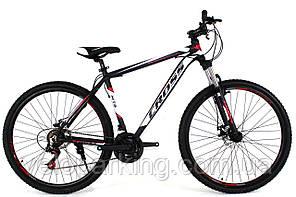 Гірський алюмінієвий велосипед Crossbike Hunter 29 (2019) new
