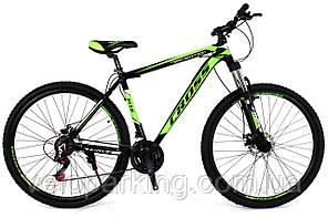 Гірський алюмінієвий велосипед Crossbike Hunter 29 (2018) new