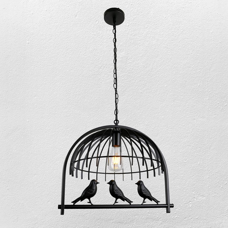 """Люстра в стиле лофт """"Птички"""" 61-NZ01-1"""