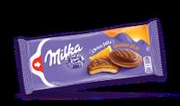 Печенье  Milka Choco Jaffa Orange Jelly,  147 гр