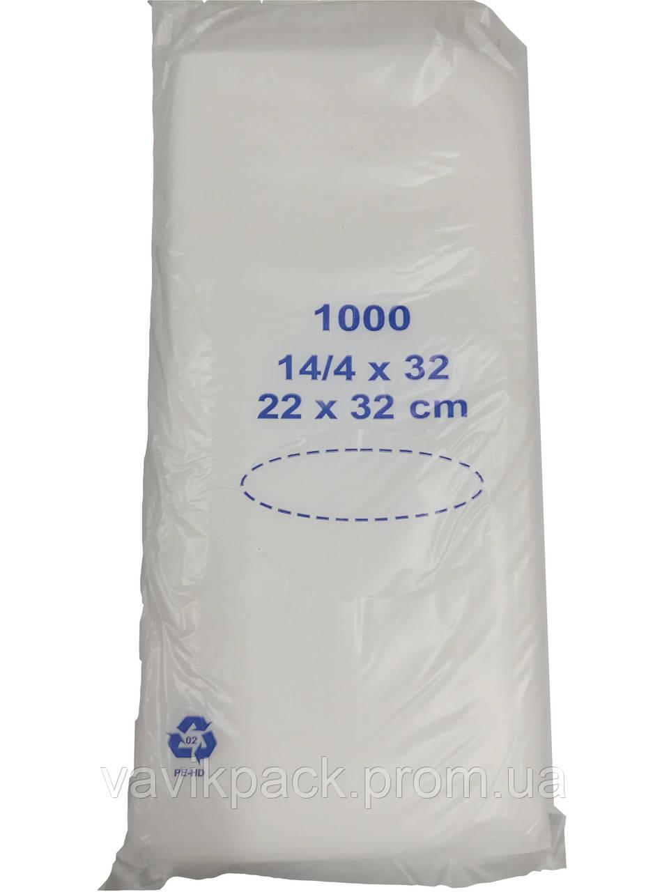 Пакет фасовка 14*32  0,550кг