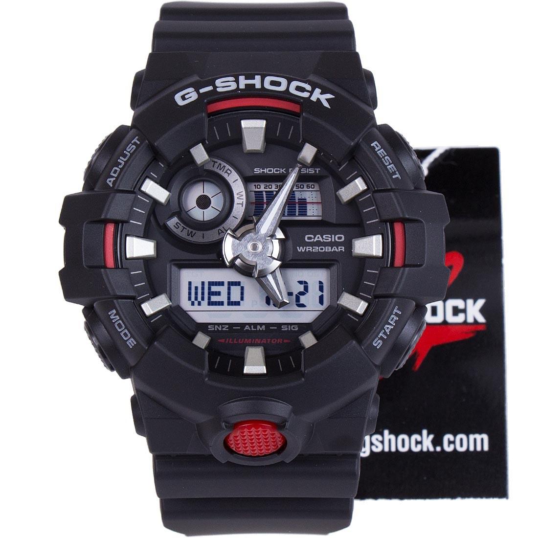 Часы Casio G-Shock GA-700-1A В.
