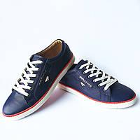 Carlo pachini обувь: синие, спортивные, мужские, кожаные кеды
