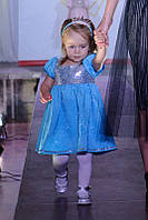 Праздничное детское платье (на рост:92-122см