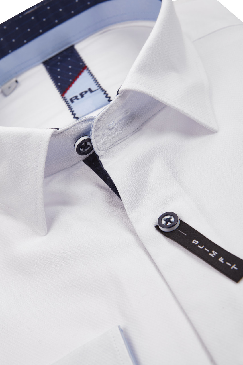Белая рубашка KS 1722-1 разм. M