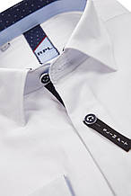Белая рубашка KS 1722-1 разм. S
