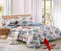 ТМ TAG Комплект постельного белья S-128