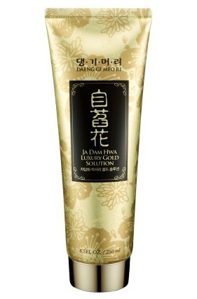 Шампунь + кондиционер Daeng Gi Meo Ri Ja Dam Hwa Luxury Gold Solution - 250мл