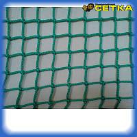 """Заградительная сетка """"EXTRA - Ячейка 100х100 мм, шнур Ø 5,5 мм"""