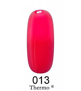 Гель-лак FOX Gel Polish Gold Thermo №013, 6 мл