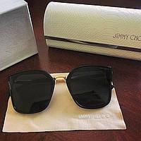 Солнцезащитные брендовые очки Gimmi Choo