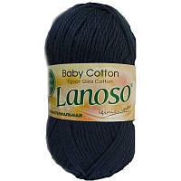Детская пряжа Lanoso BABY COTTON 958