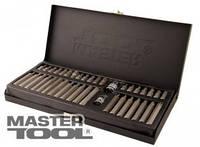 MasterTool  Набор насадок ударных (TORX, HEX, SPLINE), 40 шт, Арт.: 78-1240