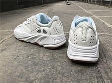 Женские кроссовки Adidas Yeezy 700 Boost White Gum, фото 3