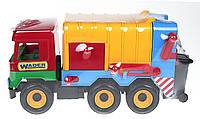 Детская машина мусоровоз