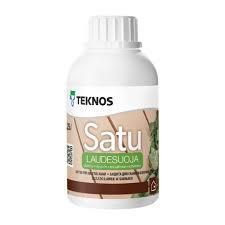 Защитное средство для полок сауны Teknos Satu Laudesuoja 1 л.