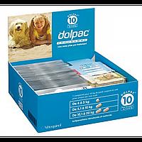 Dolpac Долпак 10 для собак 4 кг-10 кг со вкусом бекона 6 табл